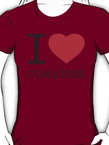 I ♥ TOMATOES T-Shirt