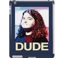 Lost - Hurley (Dude) iPad Case/Skin