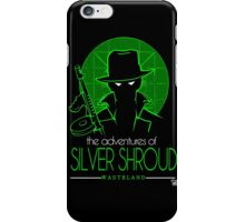 The Adventures of Silver Shroud iPhone Case/Skin