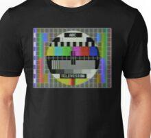 Vintage test image Unisex T-Shirt