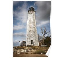 Five Mile Point Lighthouse II Poster