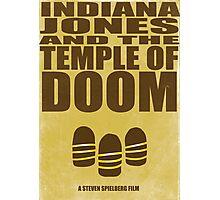 Indiana Jones and The Temple of Doom Photographic Print