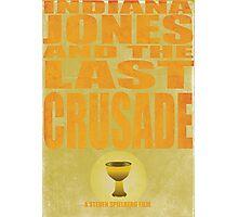 Indiana Jones and The Last Crusade Photographic Print
