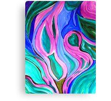 Conscious Uncoupling Canvas Print