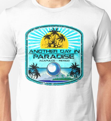 Acapulco Beach Day Unisex T-Shirt