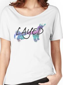 Honey Badger Layed Women's Relaxed Fit T-Shirt