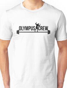 black olympus logo Unisex T-Shirt