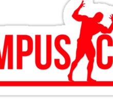 red olympus logo Sticker