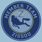 Member Team Zissou by CarloJ1956