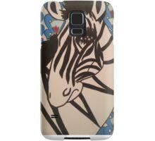 Ratchet Zebra Samsung Galaxy Case/Skin