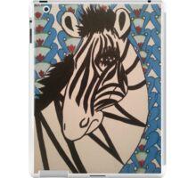 Ratchet Zebra iPad Case/Skin
