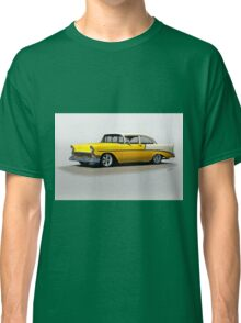 1956 Chevrolet Post Coupe I Classic T-Shirt