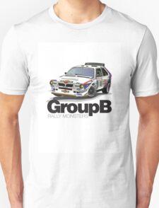 Lancia Delta S4 - Tour de Corse Unisex T-Shirt