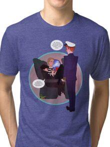 Cabinlock Tri-blend T-Shirt