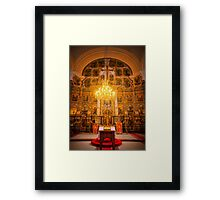 Orthodox Cathedral Hungary Framed Print