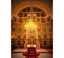 Orthodox Cathedral Hungary Photographic Print