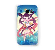 The Moon Goddess Samsung Galaxy Case/Skin