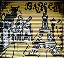 Paris by StreetArtCinema