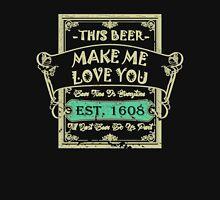 Till Last Beer Do Us Part Unisex T-Shirt