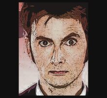 David Tennant (2) - Doctor Who (No.10) by Marjuned