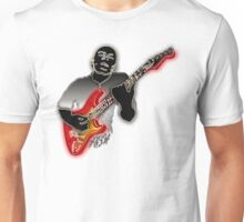 Jazz Guitarist  Unisex T-Shirt