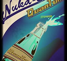 Fallout Drink Nuka Cola Quantum! by lumary
