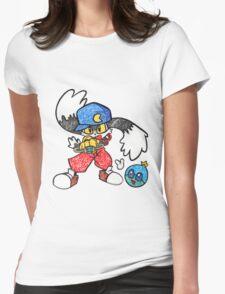 Klonoa Womens Fitted T-Shirt
