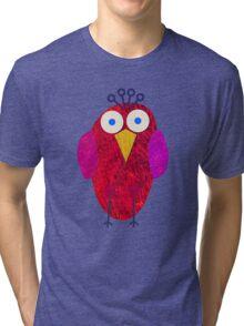 Owlette Tri-blend T-Shirt