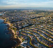 Newport Beach Aerial Photograph by Timothyoleary