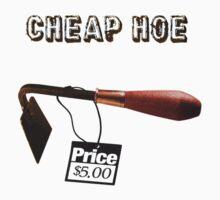 Cheap Hoe by -Warlock-