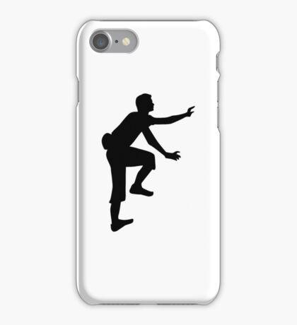 Climbing sports iPhone Case/Skin