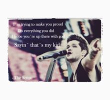 The script Danny O´Donoghue lyrics by IngeridD