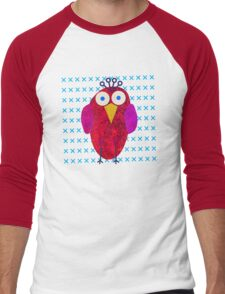 Owlette III Men's Baseball ¾ T-Shirt