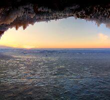Last One,  Apostle Islands, WI by Michael Treloar