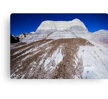 Blue Mesa Canvas Print