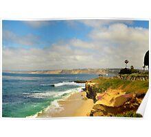San Diego Morning Poster