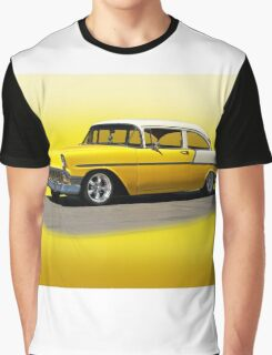 1956 Chevrolet Post Coupe II Graphic T-Shirt
