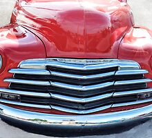 Early 50's Chevrolet Pickup Grill by LarryB007