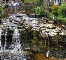 Hawes Falls by Tom Gomez