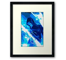 Amazing Spider-man 2 Electro Painting Framed Print