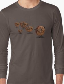 Zombie cookies Long Sleeve T-Shirt