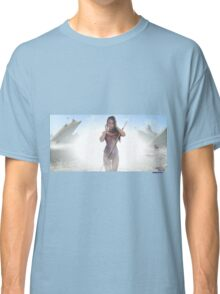 Warrior Of The Wasteland T-Shirt Classic T-Shirt
