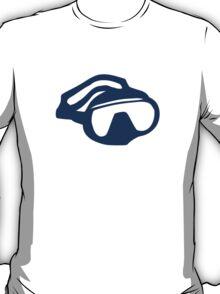 Diving goggles glasses T-Shirt