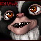 Mohawk Mogwai by Art-by-Aelia