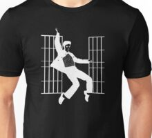 Elvis Has Lost Control Again (negative image) Unisex T-Shirt