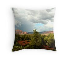 Sedona Arizona Throw Pillow