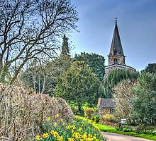 Swerford In Spring by vivsworld