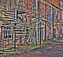 The Sprawling Tree by Kit347