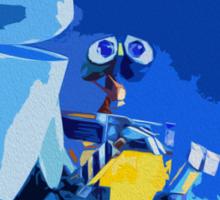 WALL-E Print Sticker