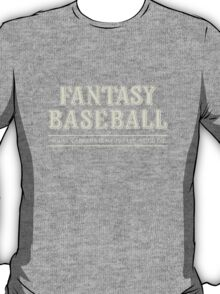 "Fantasy Baseball - ""Miguel Cabrera is my 12-Sided Die"" T-Shirt"